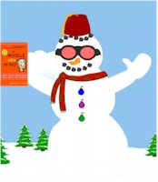Snowman Promoting _A Whole New Mind_