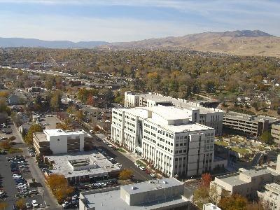Reno view