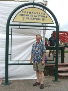 Central Plaza en Cuernavaca