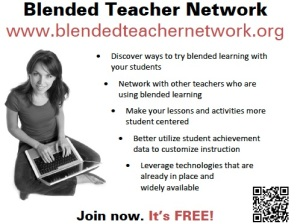 Blended Teacher Network Image